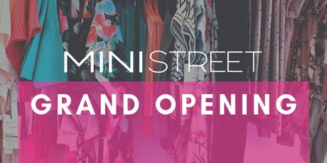 MINI Street Grand Opening tickets