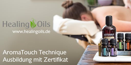 doTERRA Aromatouch Training Münster