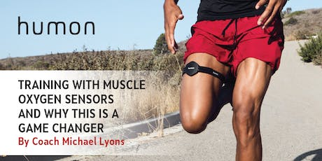 Training with Muscle Oxygen Sensors and Why this is a Game Changer tickets