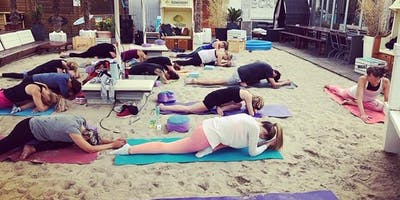 Close to Heaven Beach Bar Yoga @ Deck 5 - 5 Elemente Yoga