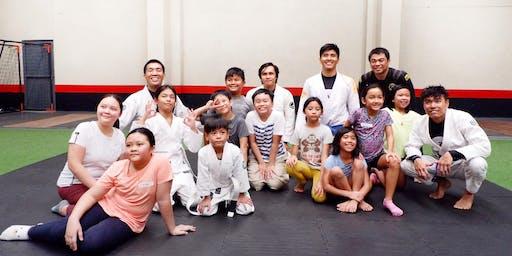 Jiujitsu for Kids Demo Class