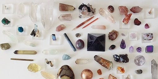 The Crystal Corner Meets Psychic Evening