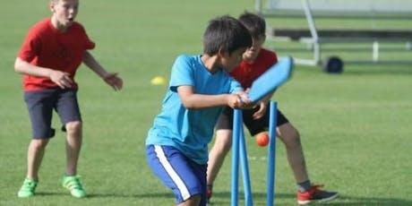 Junior Softball Cricket Camp - Hit it; Catch it; Bowl it! tickets