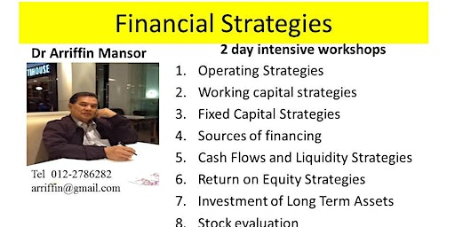 STRATEGIC FINANCE FOR ALL MANAGERS :  A case Analysis Approach*