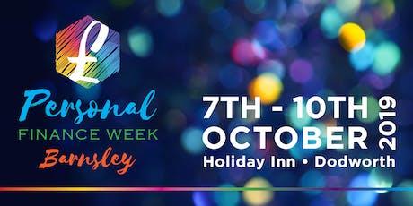 Personal Finance Week - Barnsley tickets