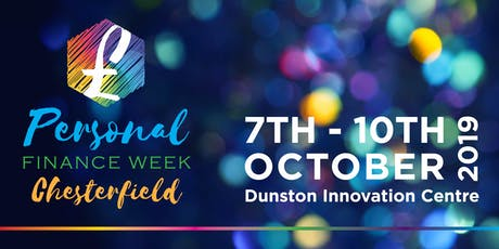 Personal Finance Week - Chesterfield tickets