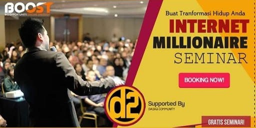 Gratis Seminar Bisnis Internet