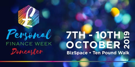 Personal Finance Week - Doncaster tickets