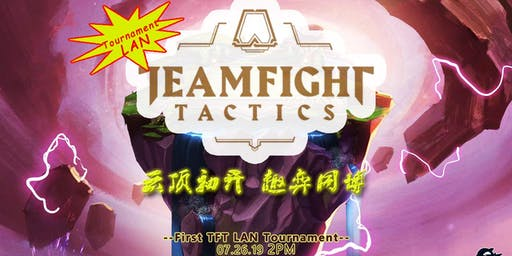WY Teamfight Tactic Lan Tournament