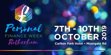 Personal Finance Week - Rotherham tickets