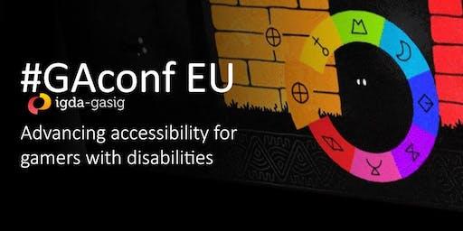 #GAconf EU 2019