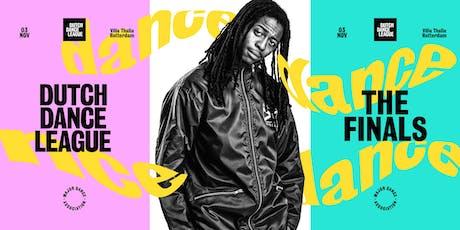 Dutch `Dance League 2019 | Battle event 2 + The Final tickets