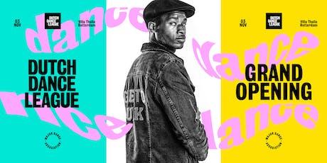 Dutch `Dance League 2019 | Grand Opening + Battle `Event 1 tickets