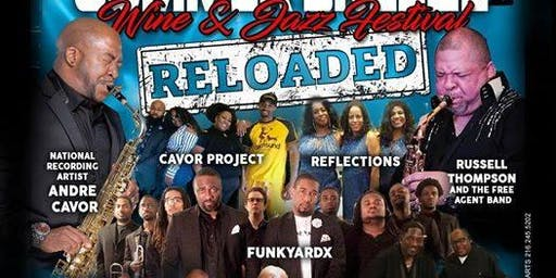 "Summer Breeze Wine and Jazz Festival ""reloaded"" part 2"