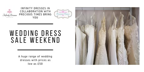 Wedding Dress and Accessories Sale Day  tickets