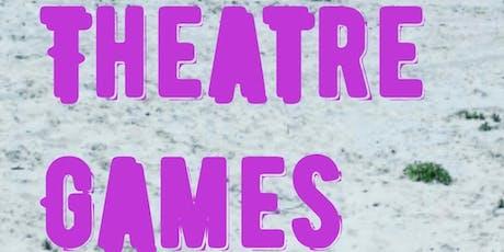 Theatre Games workshop tickets