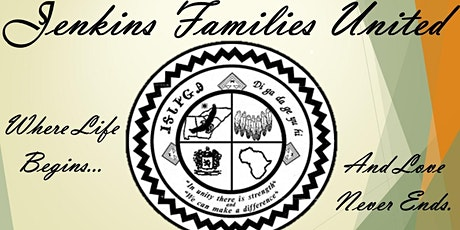 Jenkins Families United 2020 Family Reunion tickets