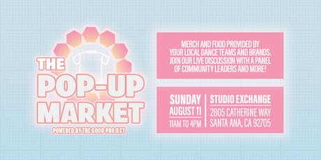 The Pop-Up Market tickets