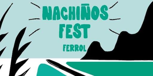 NACHIÑOS FEST en Ferrol
