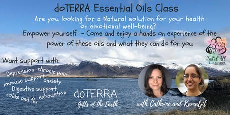MK- FREE DoTERRA Essential Oil workshop - Natures Healthcare Solution tickets