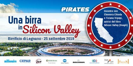 Pirates - Una birra in Silicon Valley tickets