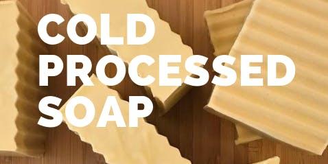 Cold Processed Soapmaking Workshop