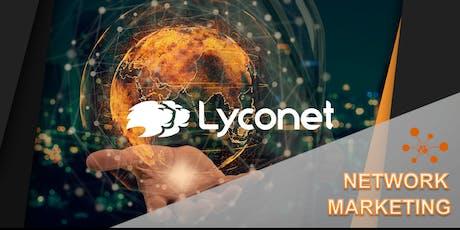 LYCONET PRESENTATION - ROMA biglietti