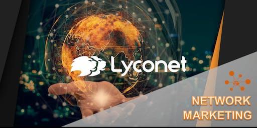 LYCONET PRESENTATION - ROMA