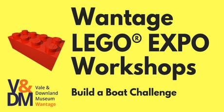 Build a Boat - Challenge Workshop tickets