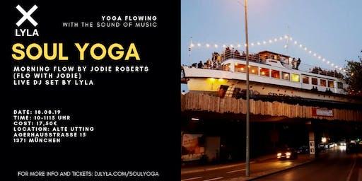 LYLA Soul Yoga @ Alte Utting with live DJ Set