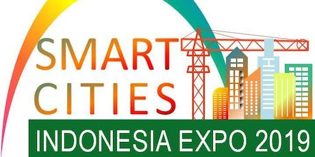 Smart Cities Indonesia Exhibition (SCIEX 2019) tickets