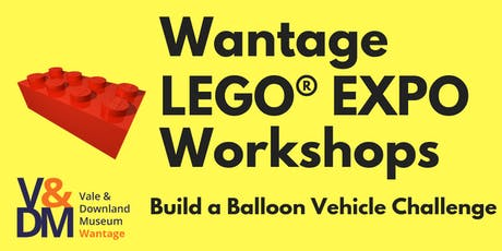 Build a Balloon Vehicle - Challenge Workshop tickets