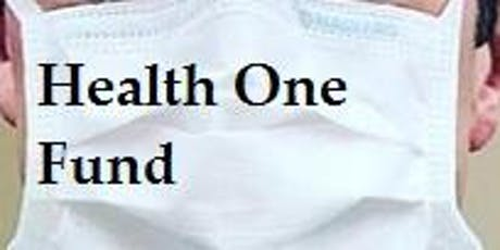 Health One Fund - Fundrasing and Volunteer tickets