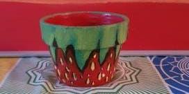 Kids School Holidays/Crazy Pots Painting & Garden Workshop