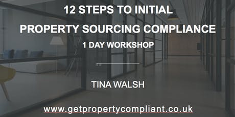 Property Sourcing Compliance:1-Day Workshop tickets
