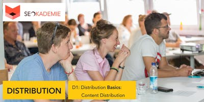 Distribution Basics (D1), SEO Content Distribution