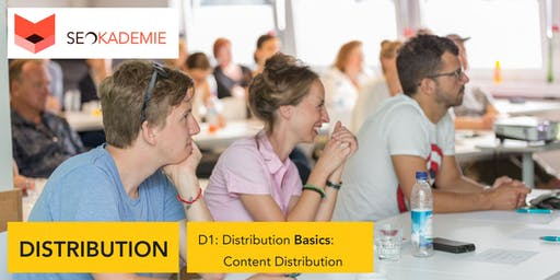 Distribution Basics (D1), SEO Content Distribution