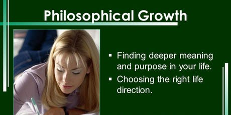 Filosofisk samtal - Philosophical Counseling tickets