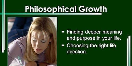 Filosofisk samtal - Philosophical Counseling biljetter
