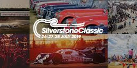 WMRAC 'Cars & Coffee' at the Silverstone Classic tickets