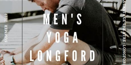 Men's Yoga Trial Session Longford tickets