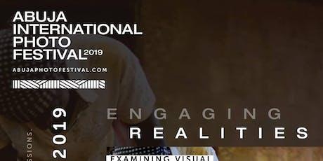 3rd Abuja International Photo Festival tickets