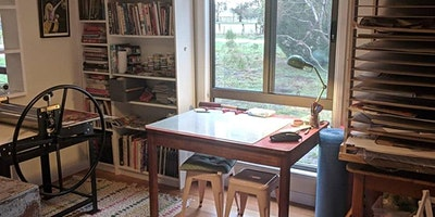 Printmaking Studio Sessions- Held Monthly