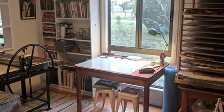 Printmaking Studio Sessions- Held Monthly tickets