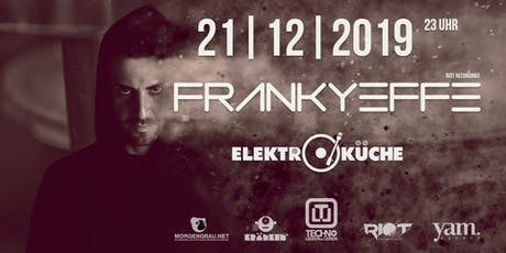 Techno Lieben & Leben Winter Edition w/ Frankyeffe Tickets