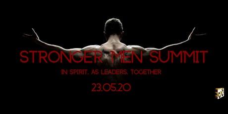Stronger Men Summit tickets