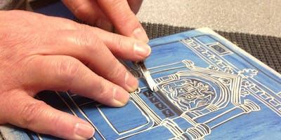 Lino Printing - 12 week course