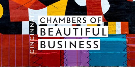 The Beauty is in the street. Is a city's soul its art or its commerce? | Chamber of Beautiful Business, Cincinnati tickets