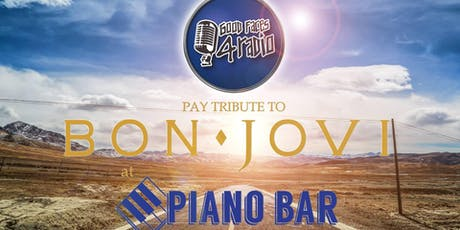 2nd show! Piano Bar Colac & Good Faces For Radio presents: The Music of Bon Jovi tickets