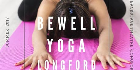 Weekly Yoga Classes - Longford tickets